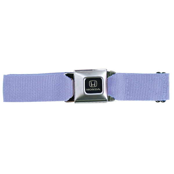Honda Seatbelt - Baby Blue Web Belt