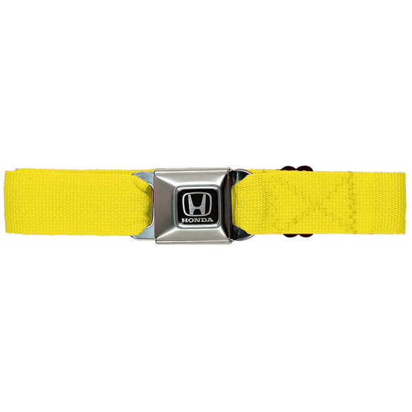 Honda Seatbelt - Hot Pink Web Belt
