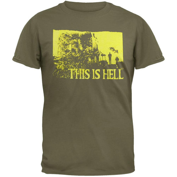 This Is Hell - Psycho T-Shirt