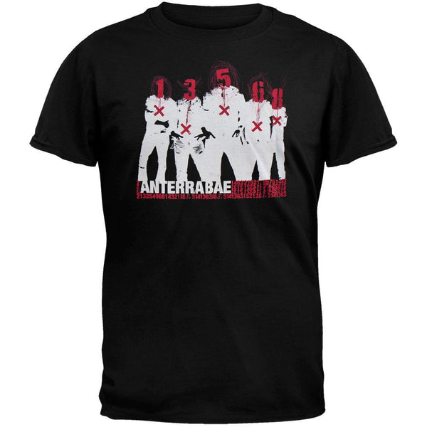 Anterrabae - Numbers T-Shirt