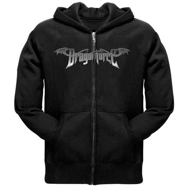 DragonForce - Dragon Tail Zip Up Hoodie
