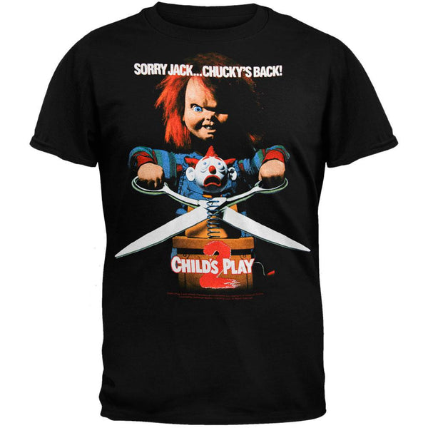 Childs Play - Jack In The Box T-Shirt