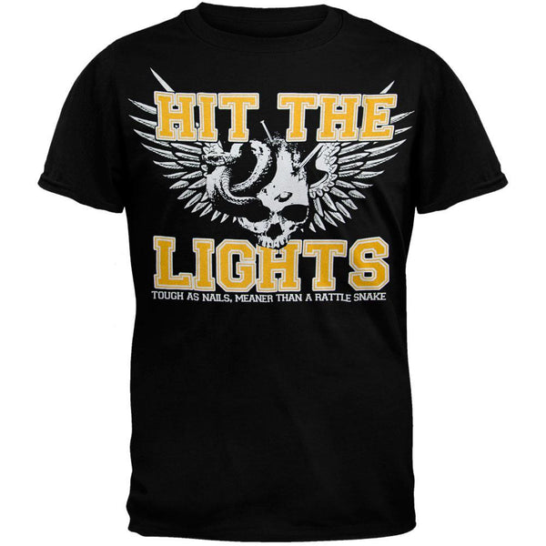 Hit The Lights - Tough As Nails T-Shirt