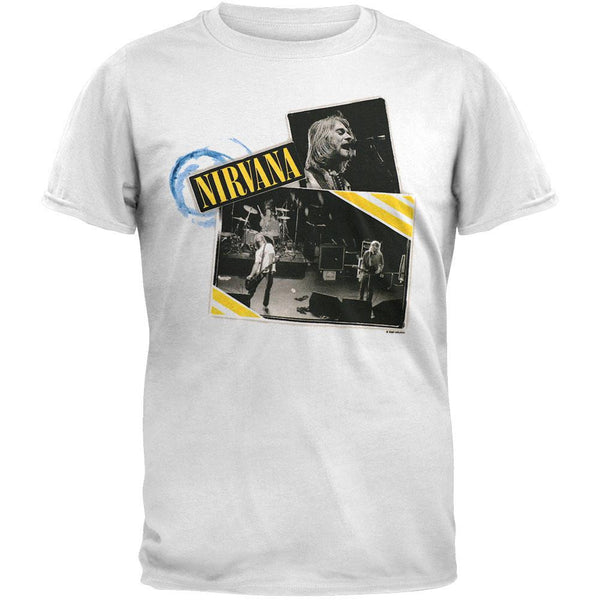 Nirvana - Scrap T-Shirt