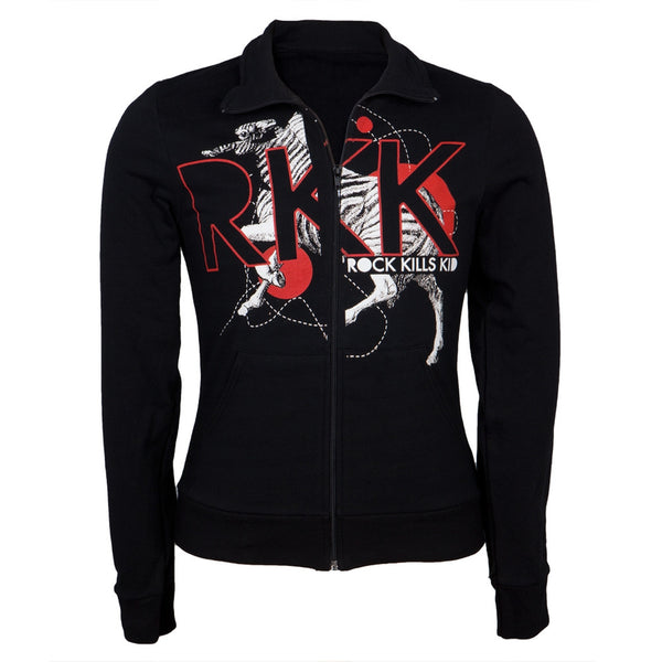 Rock Kills Kid - Zebra Track Jacket