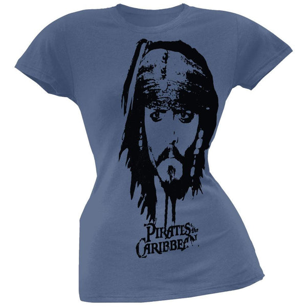 Pirates of the Caribbean - Jack Juniors T-Shirt