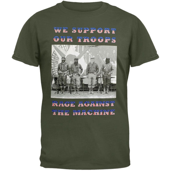 Rage Against The Machine - Troops T-Shirt