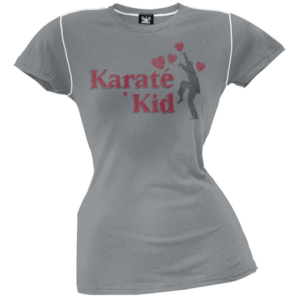 Karate Kid - Hearts Juniors T-Shirt