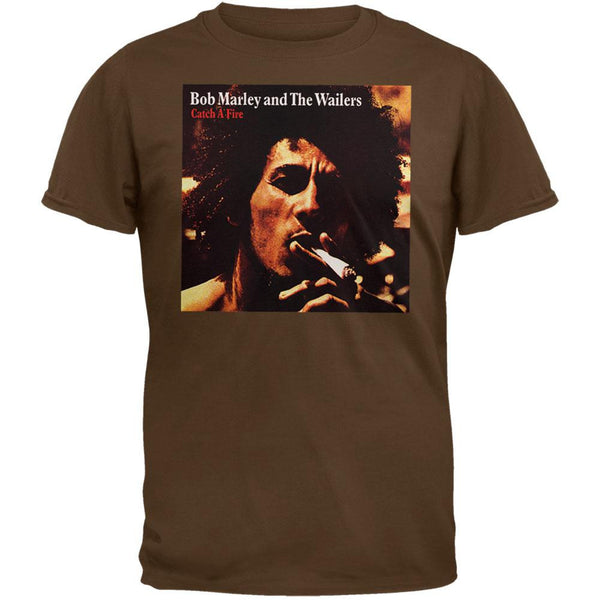 Bob Marley - CAF Cover Art T-Shirt