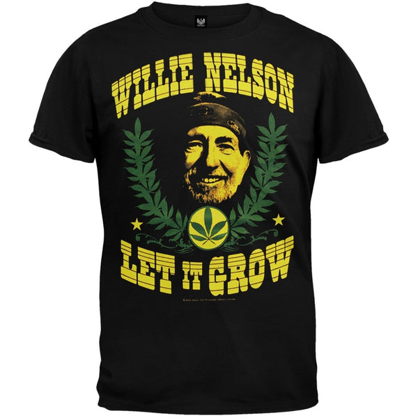 Willie Nelson - Let It Grow T-Shirt