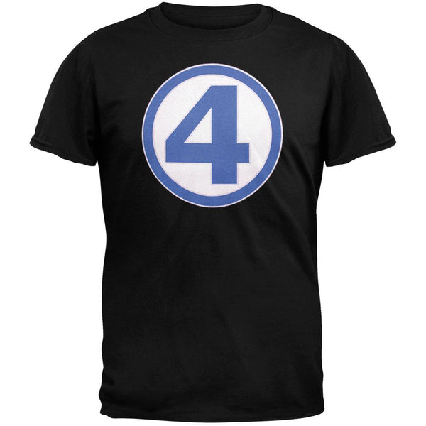Fantastic Four - Logo Youth T-Shirt