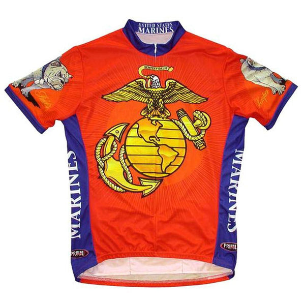 US Marines - Logo Cycling Jersey