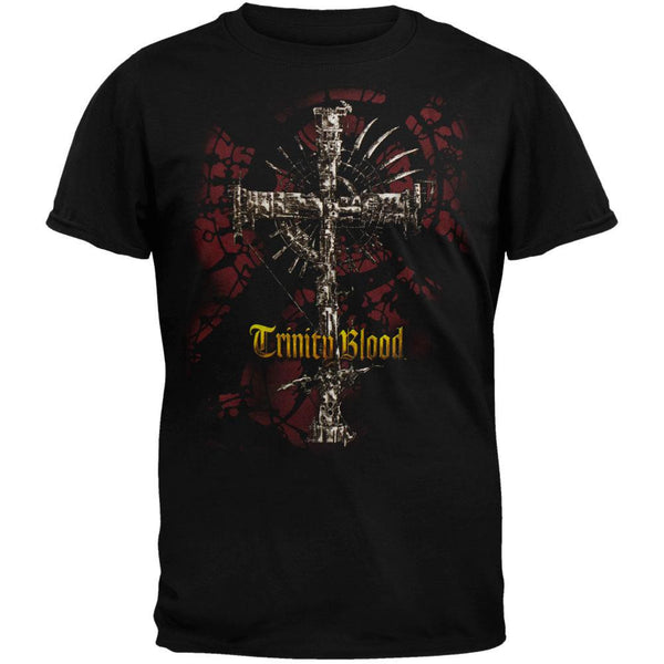 Trinity Blood - Cross T-Shirt