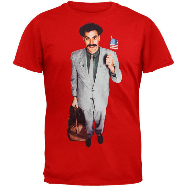 Borat - Flag T-Shirt