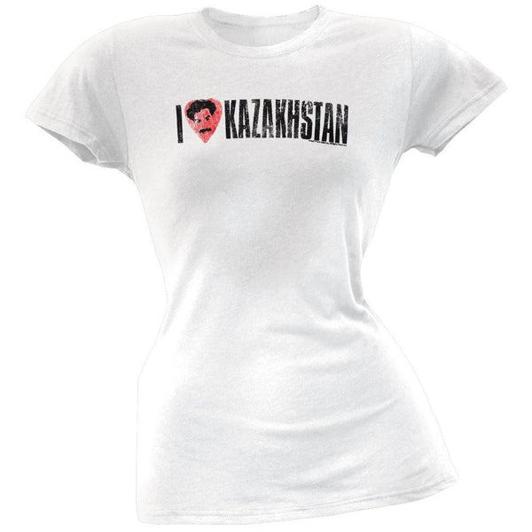 Borat - I Love Kazakhstan Juniors T-Shirt