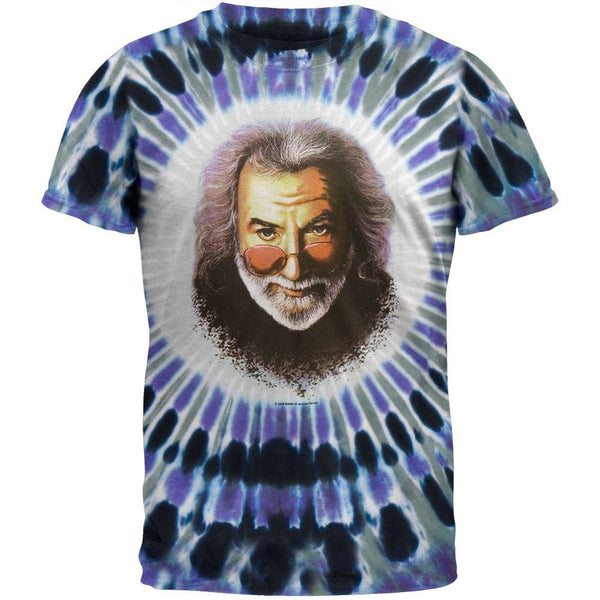 Jerry Garcia - Rose Tie Dye T-Shirt