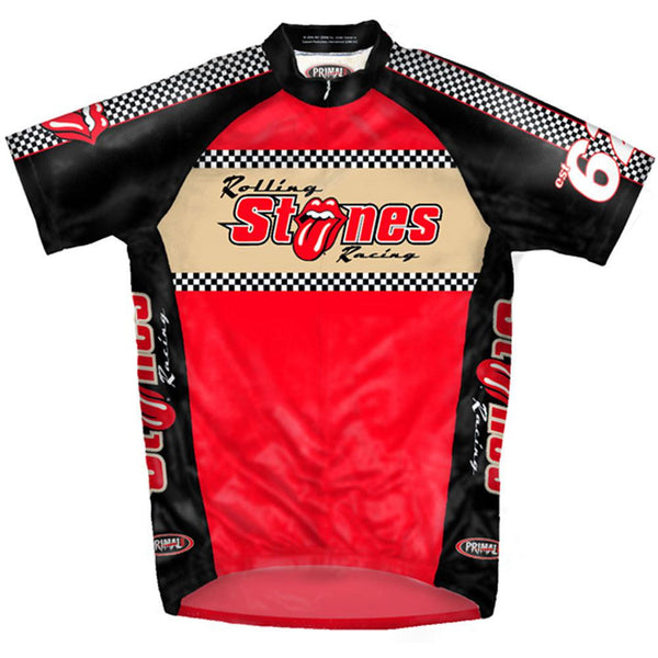 Rolling Stones Racing Cycling Jersey Oldglory Com