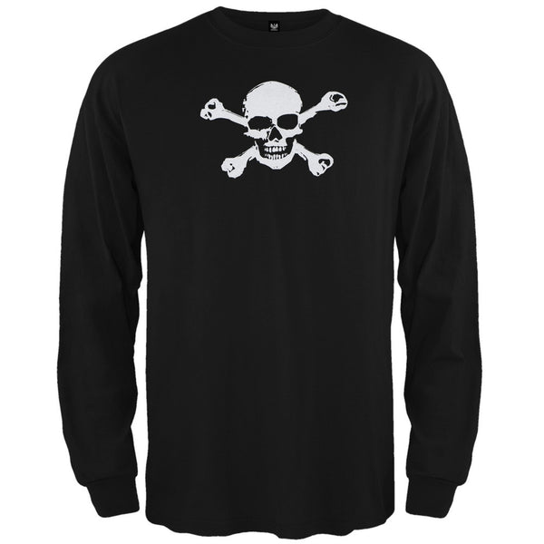 Skull & Crossbones Long Sleeve T-Shirt
