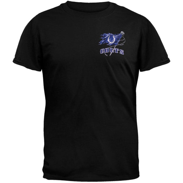Indianapolis Colts - Running Back Flag T-Shirt