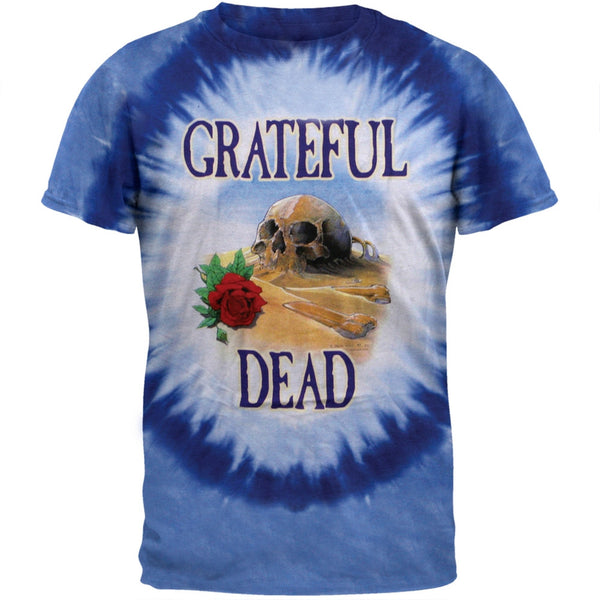 Grateful Dead - Europe 81 Tie Dye T-Shirt