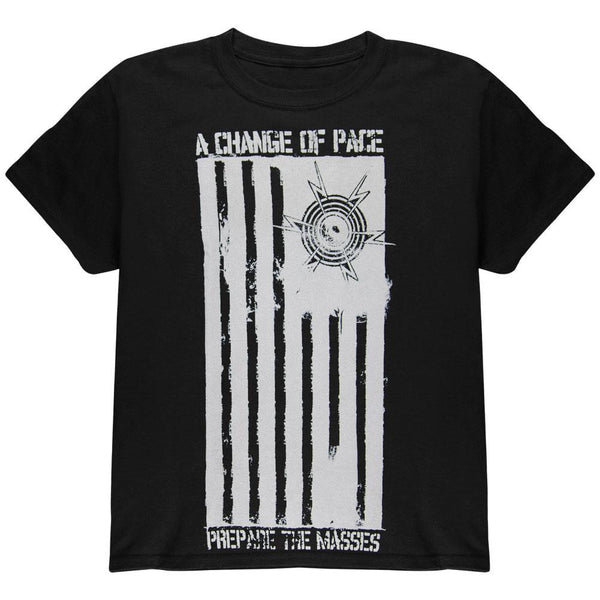 A Change Of Pace Flag Youth T-Shirt