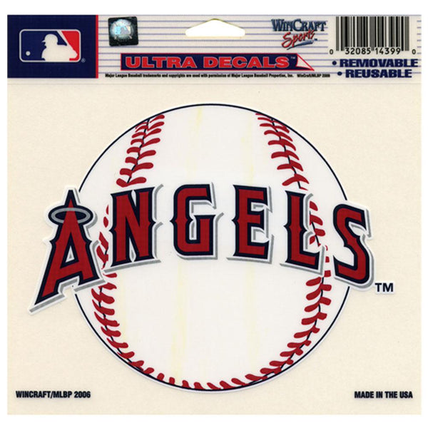 Anaheim  Angels - Baseball Logo Decal