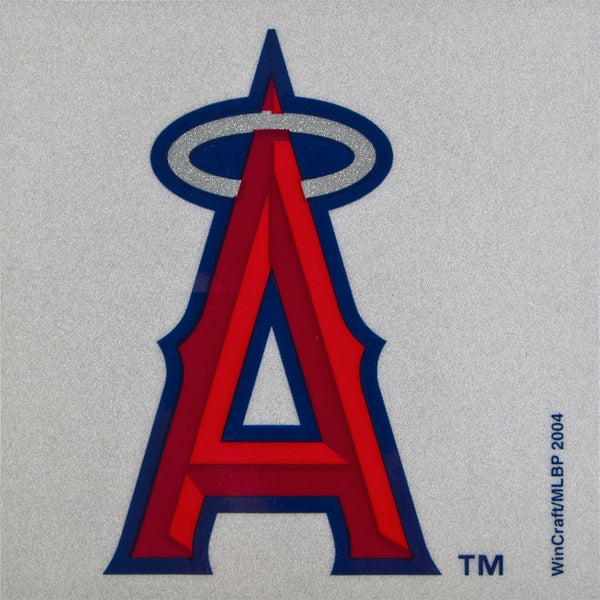 Anaheim  Angels - Logo Reflective Decal