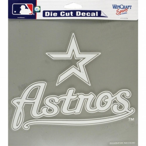 Houston Astros - Logo Cutout Decal