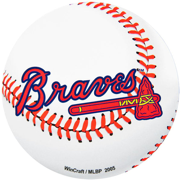 Atlanta Braves - Baseball Logo In/Out Magnet