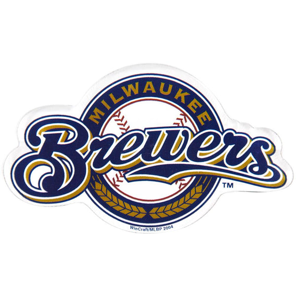 Milwaukee Brewers - Logo Acrylic Magnet