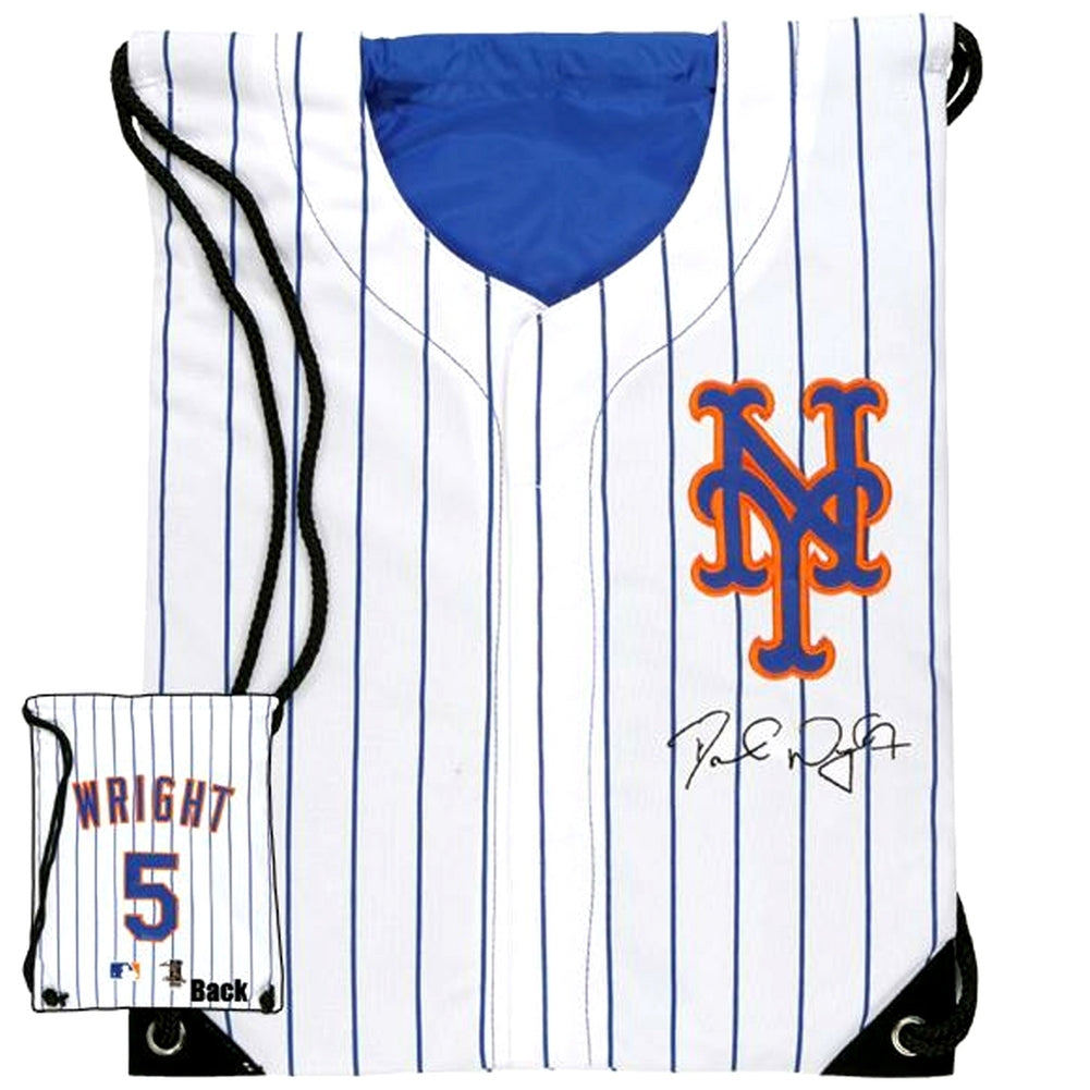 separation shoes 57a58 c2a2f New York Mets - David Wright Jersey Mesh Backsack