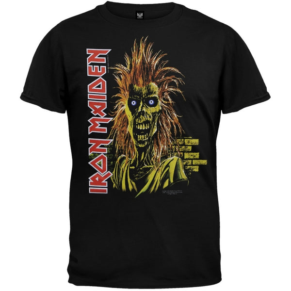Iron Maiden - First Album Black T-Shirt