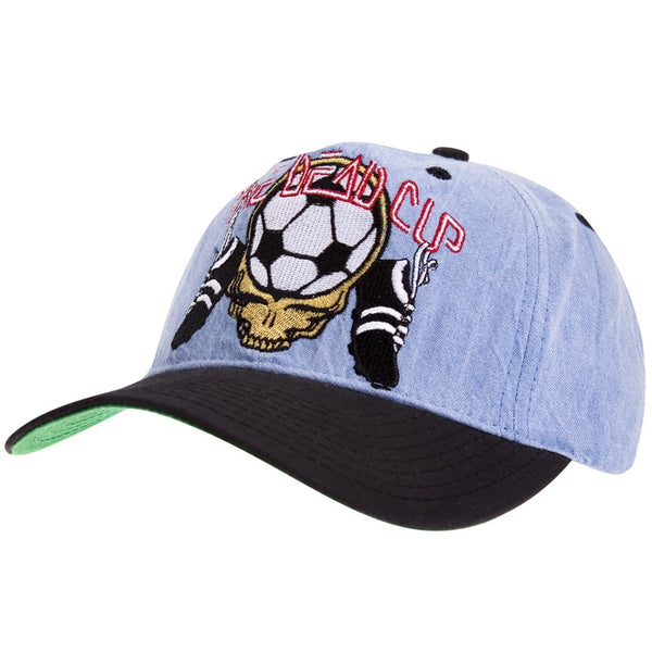 Grateful Dead - Dead World Cup Soccer Baseball Cap