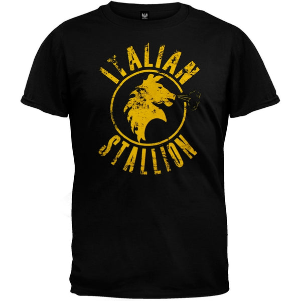 Rocky - Stallion Logo T-Shirt