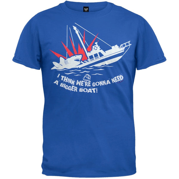 Jaws - Bigger Boat T-Shirt