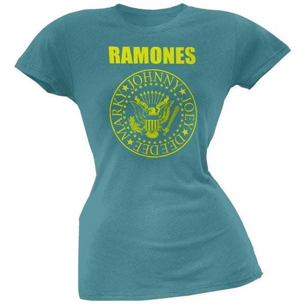 Ramones - Marky Seal Juniors T-Shirt