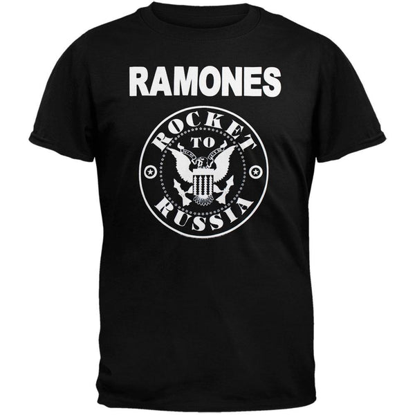 Ramones - Rocket Seal T-Shirt
