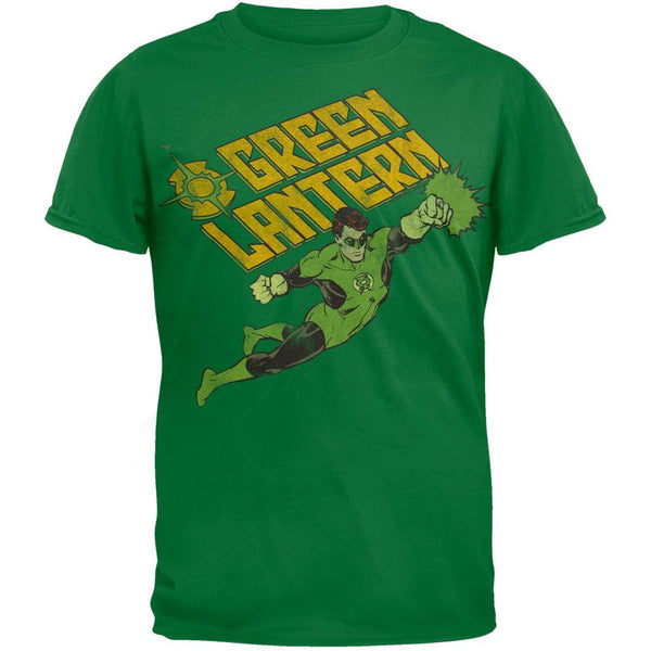 Green Lantern - Flying T-Shirt