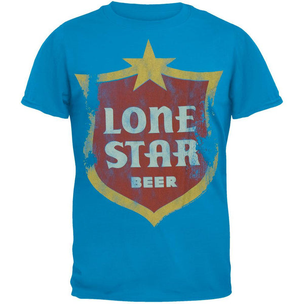 Lone Star - Distressed Logo Adult T-Shirt