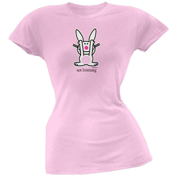 I/'m Happy Juniors T-Shirt Happy Bunny