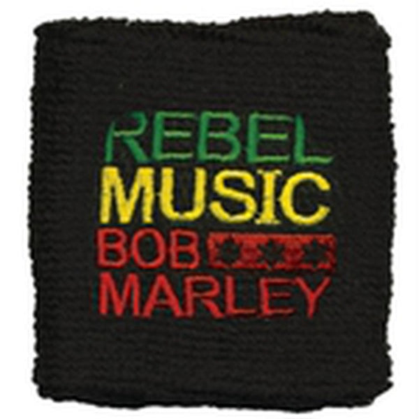 Bob Marley - Rebel Wristband