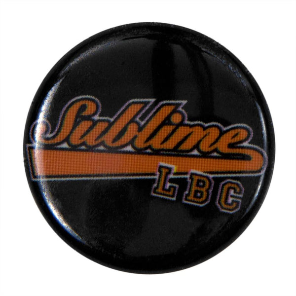 Sublime - New Baseball Logo Button