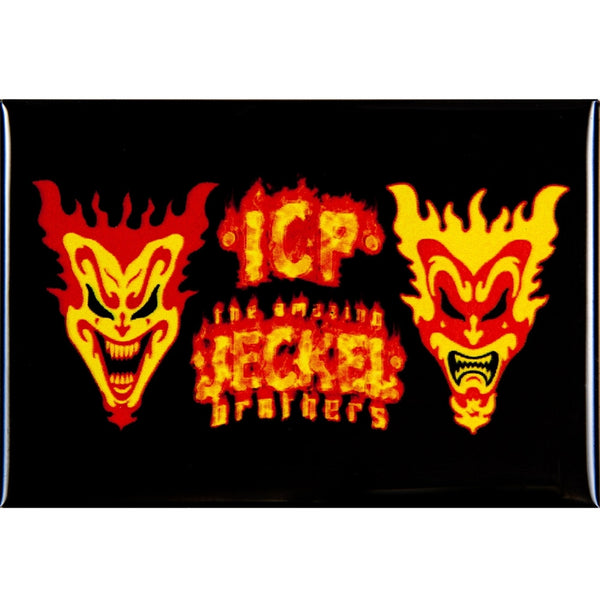 Insane Clown Posse - Jeckel Brothers Magnet