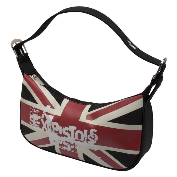 Sex Pistols - Union Jack Ladies Handbag
