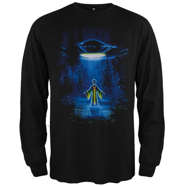 Alien Landing Long Sleeve T-Shirt