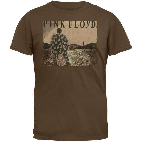 Pink Floyd - Delicate Sounds Brown T-Shirt