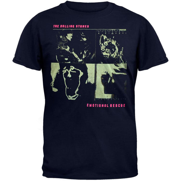 Rolling Stones - Emotional Rescue T-Shirt
