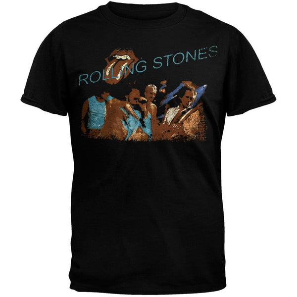 Rolling Stones - Group Collage T-Shirt