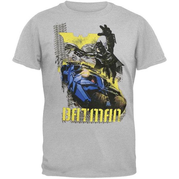 Batman - Car Dive Youth T-Shirt