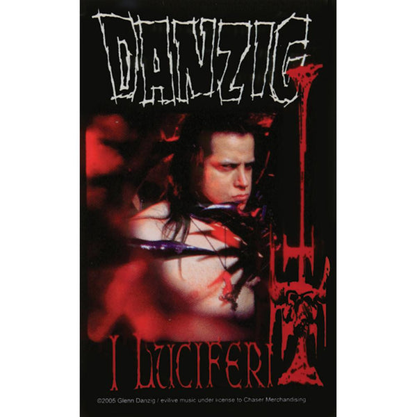 Danzig - I Luciferi Decal